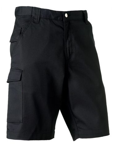 Adults' Polycotton Twill Shorts