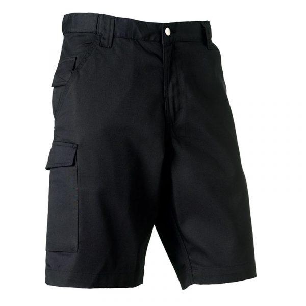 Adults' Polycotton Twill Shorts