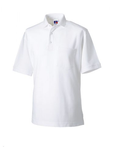 Adults' Heavy Duty Cotton Polo