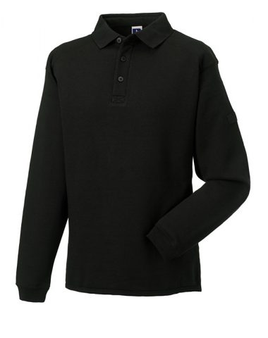Adults' Heavy Duty Collar Sweatshirt
