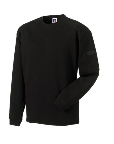 Adults' Heavy Duty Crew Neck Sweatshirt