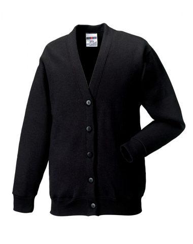 Adults' Sweatshirt Cardigan