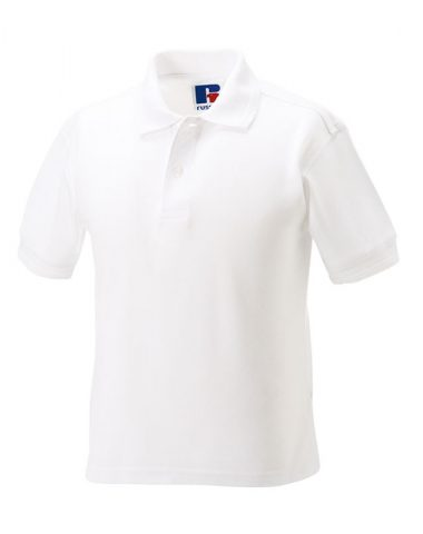 Children's Hardwearing Polycotton Polo