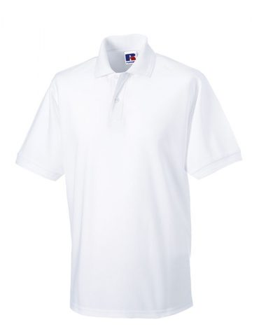 Adults' Hardwearing Polycotton Polo